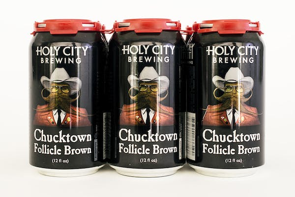 Chucktown Follicle Brown