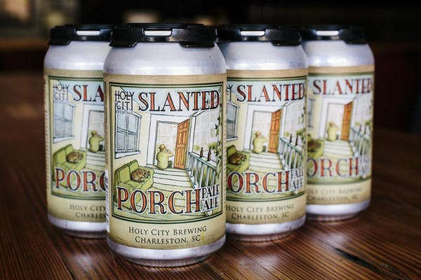 Slanted Porch Pale Ale