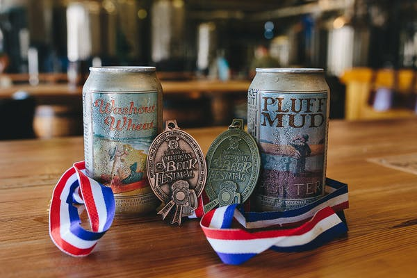 Holy City Brewing - Awards