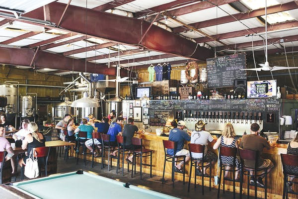 Holy City Brewing - Taproom