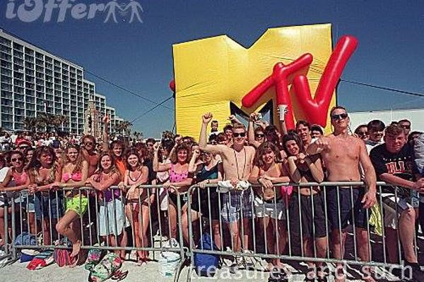 90's MTV Team Trivia