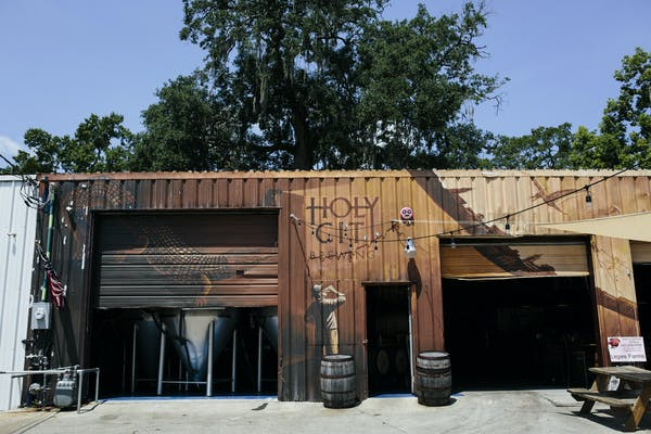 Holy City Brewing 7th Birthday Bash – End of the World Party