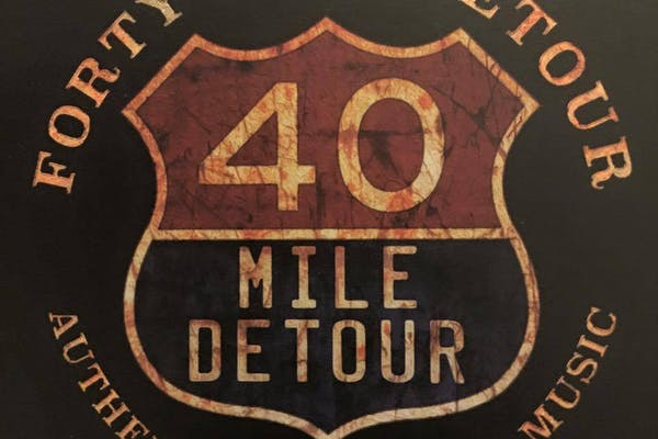Live Music Fridays: Forty Mile Detour