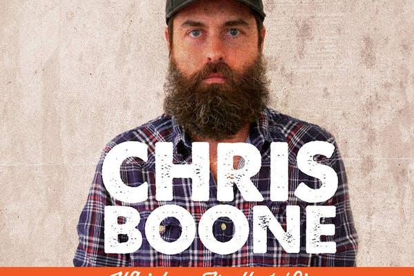 Live Music Fridays: Chris Boone