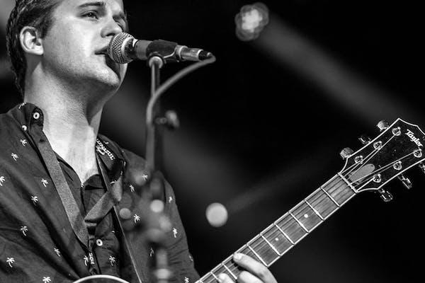 Live Music Fridays: Tyler Boone
