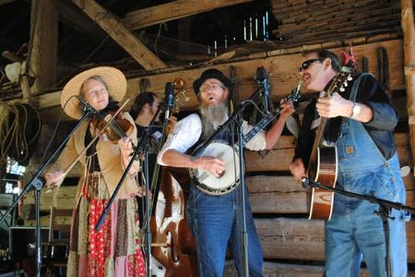 Live Music Fridays: Conservation Theory