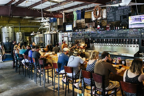 Beer Boom Not Slowing Down In Charleston
