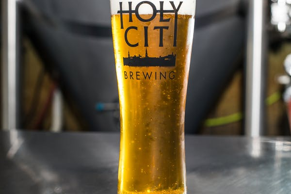 Holy City Pilsner