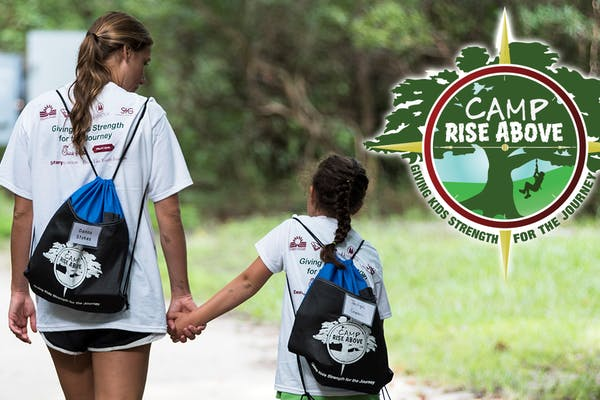 Camp Rise Above Fundraiser Finale