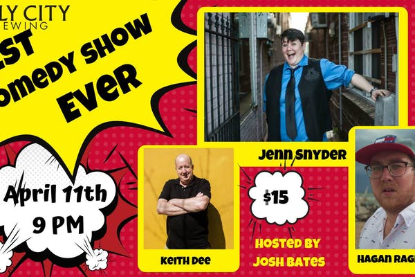 HCB's BEST Comedy Show EVER!
