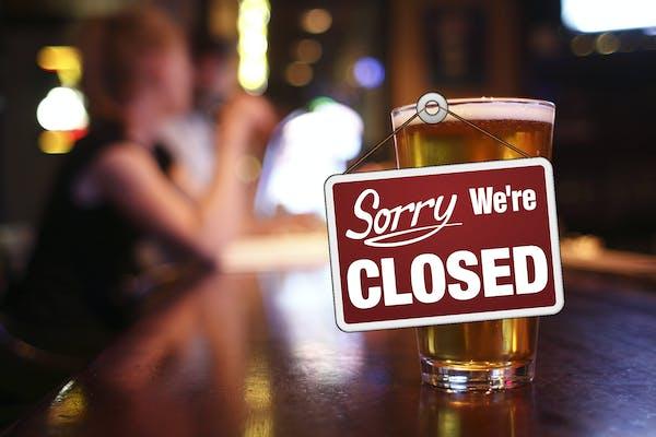 Taproom Closed (Staff Training)