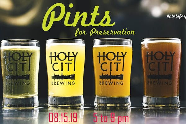 Pints for Preservation With Drayton Hall